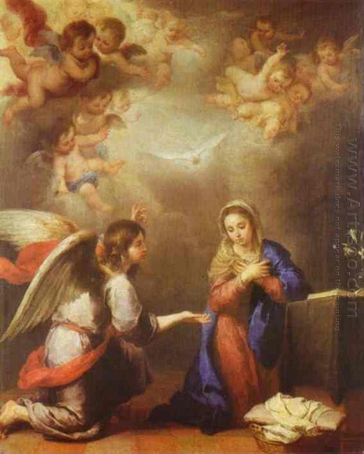 Annunciation 1665