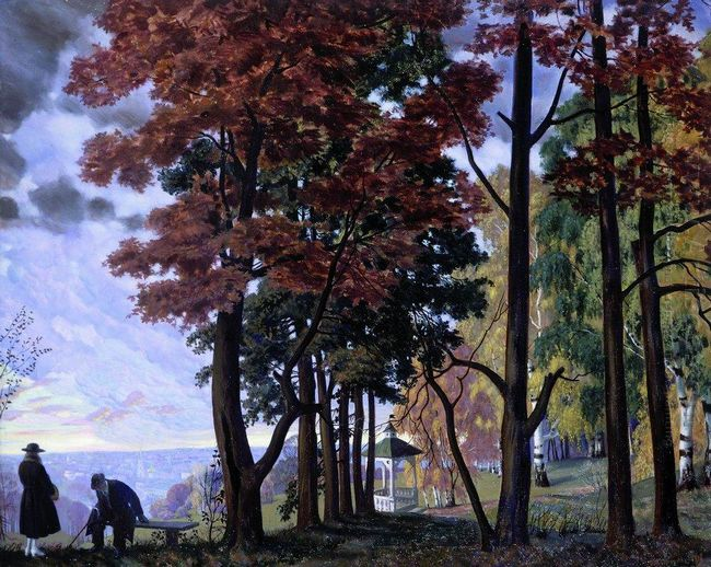Autumn 1918 1