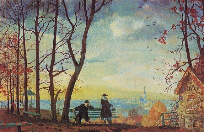 Autumn 1918