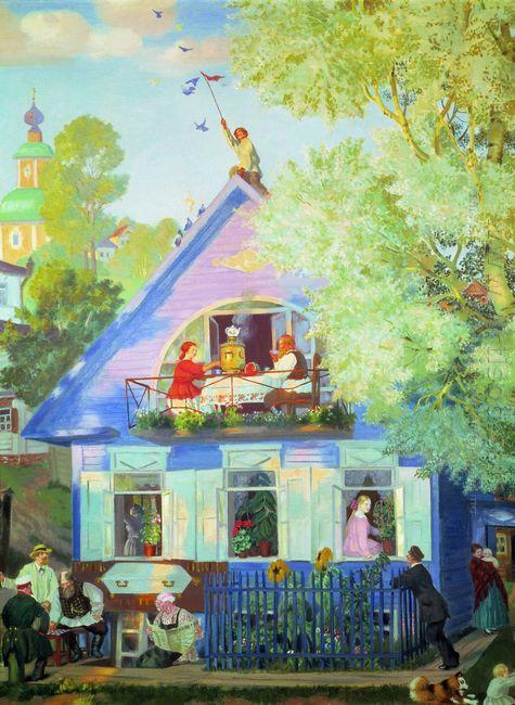 Blue House 1920