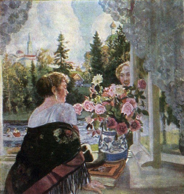 By Window 1921