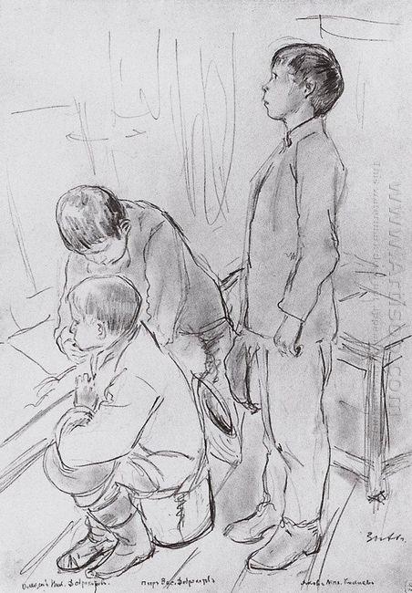 Children 1900