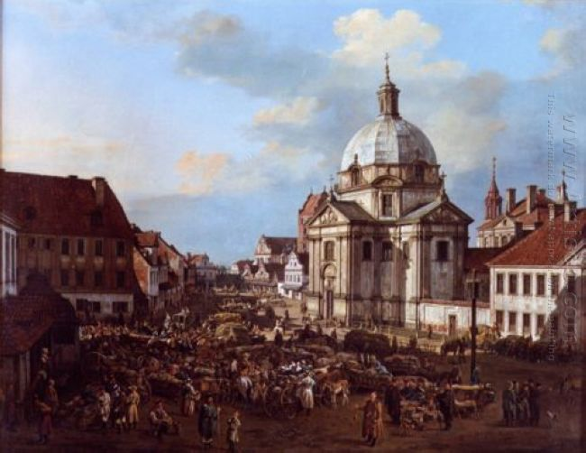 Church Of The Holy Sacrament In The New Town 1778