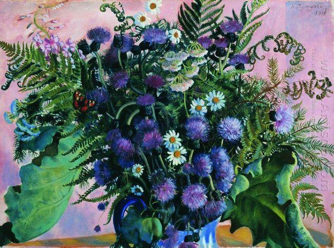 Finland Bouquet 1917