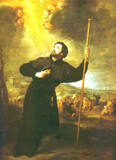 Francis Xavier 1670