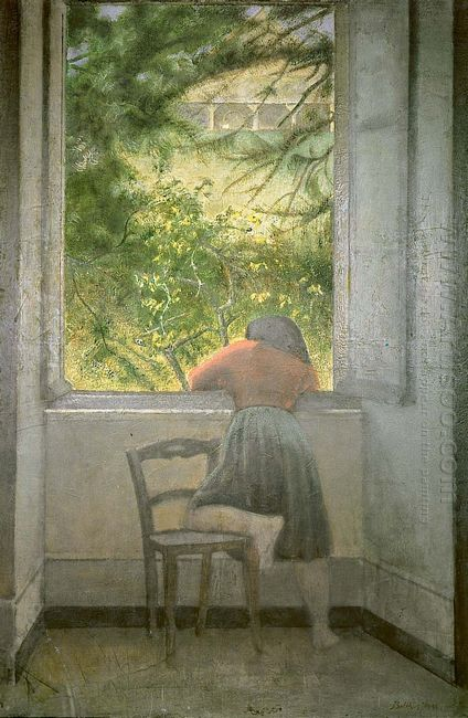 Girl At The Window 1955