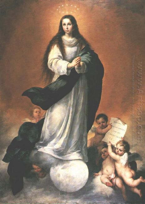Immaculate Conception 1670