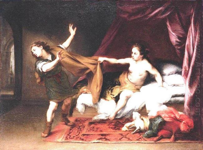 Joseph And Potiphar S Wife