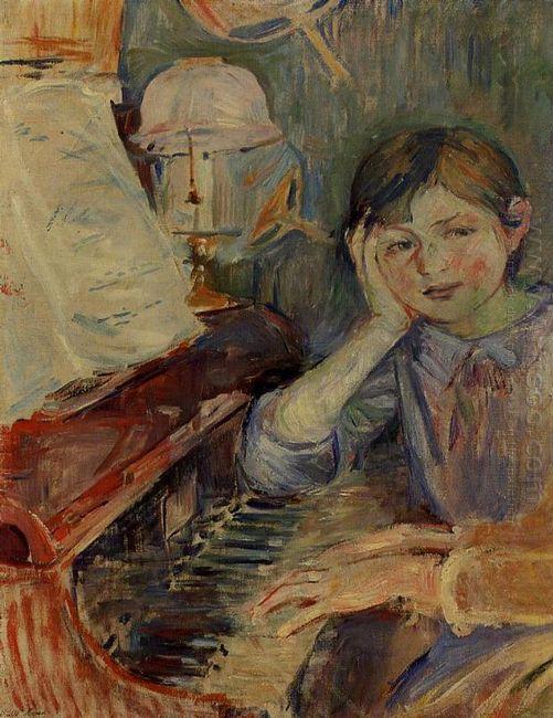 Julie Listening
