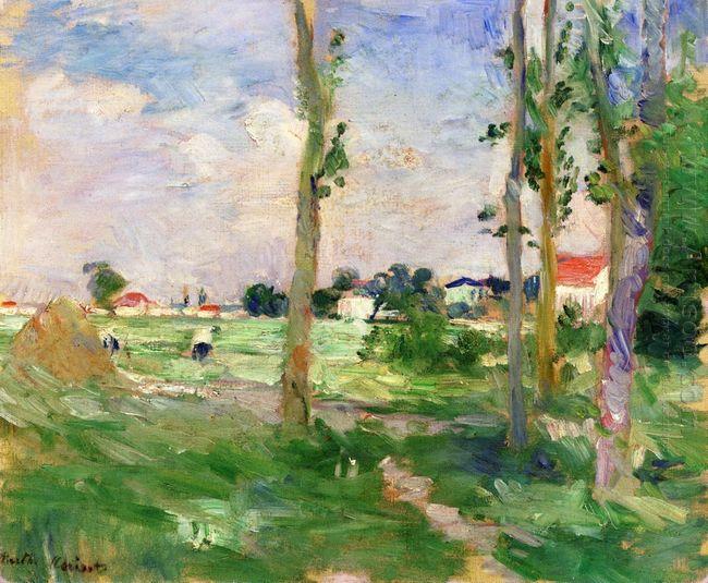 Landscape Of Creuse