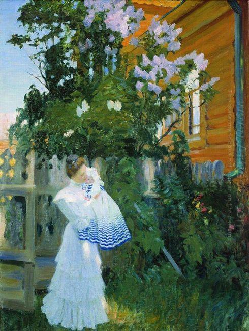 Lilacs 1906