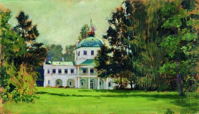 Manor In The Park 1912