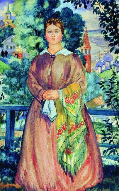 Mercahnt S Wife 1919