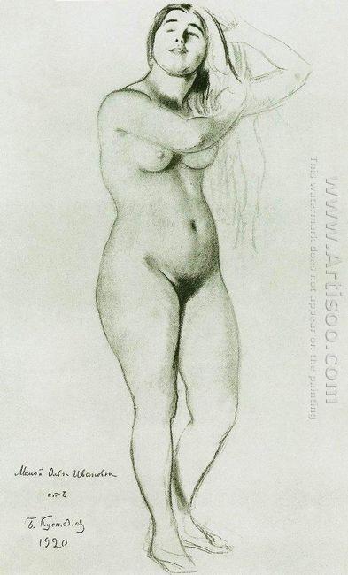 Nude 1920