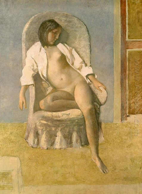 Nude At Rest 1977