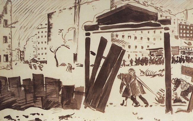 Petrograd In 1919 1919