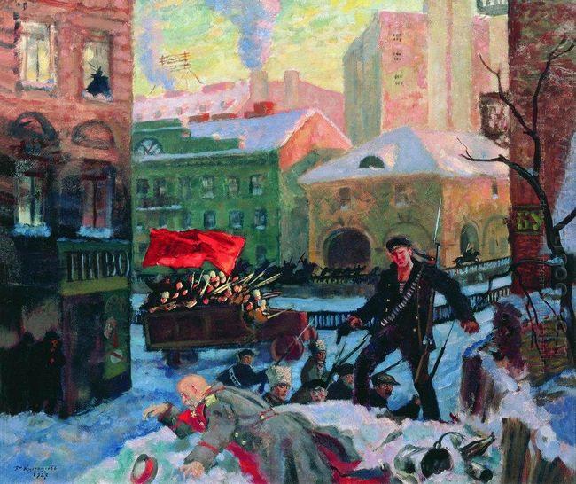 Petrograd On February 1917
