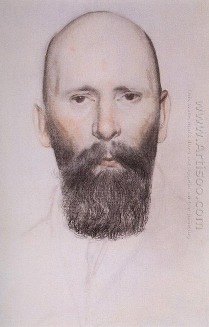Portrait Of P I Neradovsky 1922