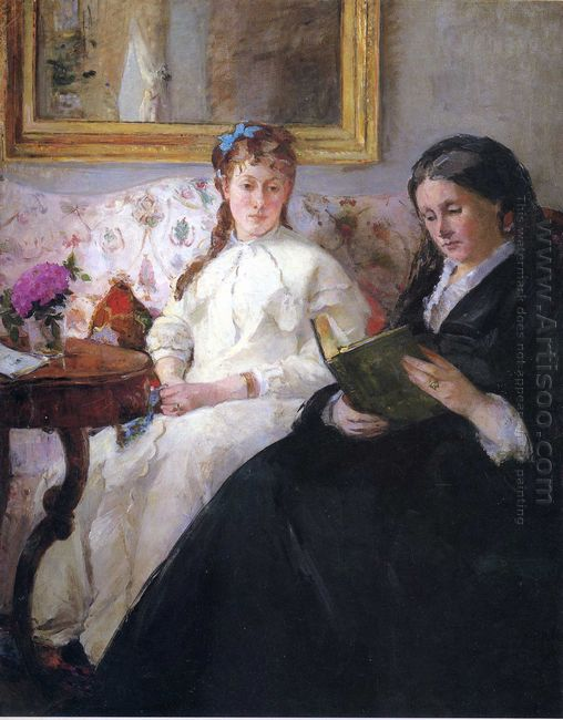 Portrait Of The Artist S Mother And Sister