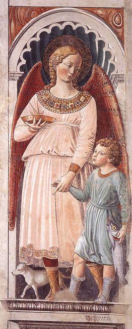 Raphael And Tobias 1465
