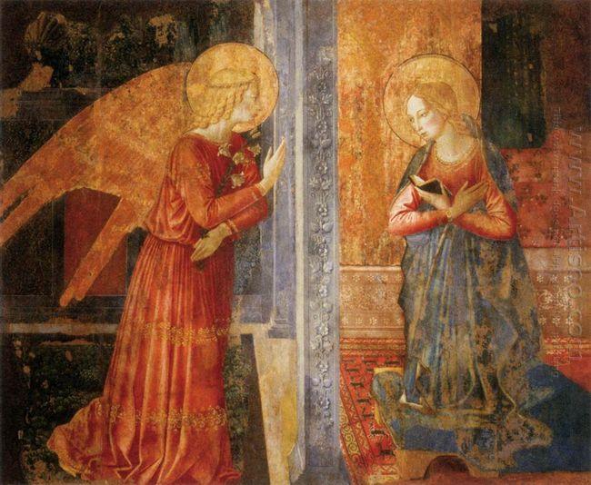 San Domenico Annunciation