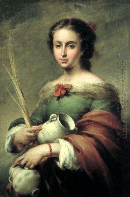 Santa Rufina 1665