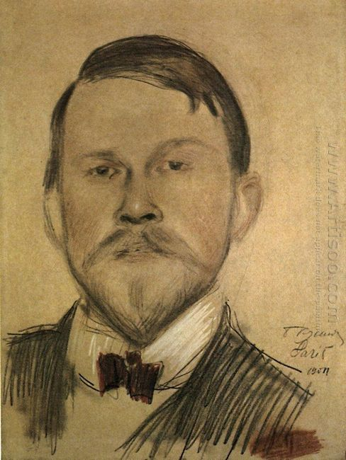 Self Portrait 1904