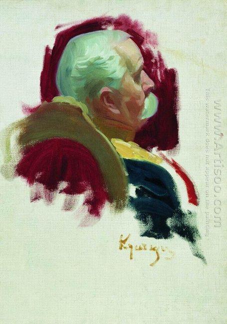 Senator P A Saburov 1902