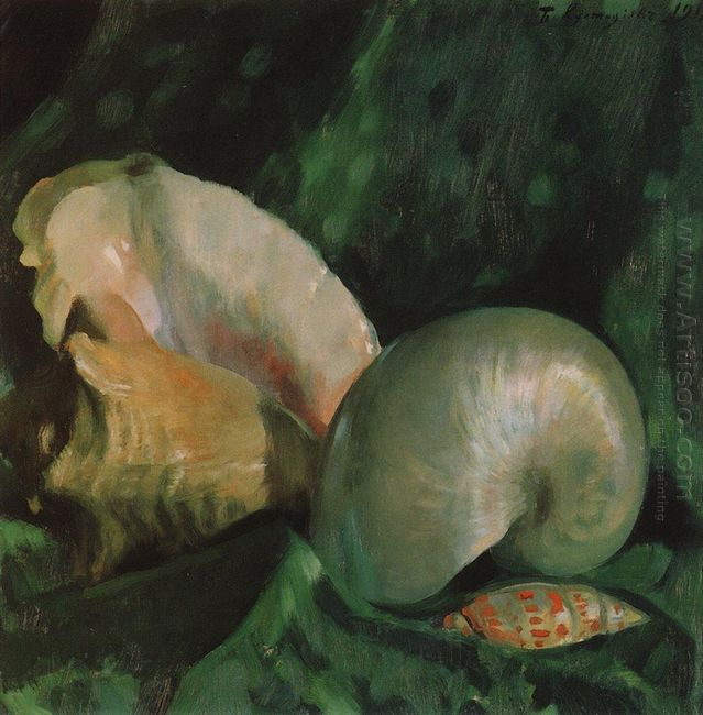 Shells 1918