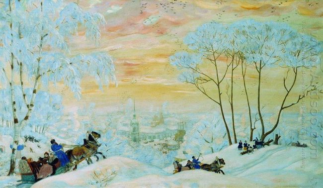 Shrovetide 1916