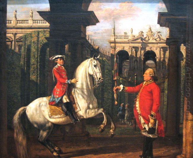 Spanish Riding School 1773