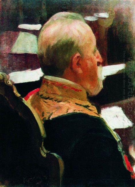 State Secretary General Mikhail Galkin Vrasky 1903