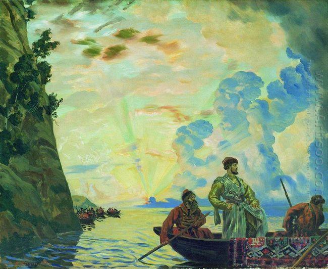 Stepan Razin 1918
