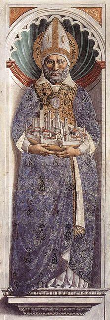 St Gimignano 1465