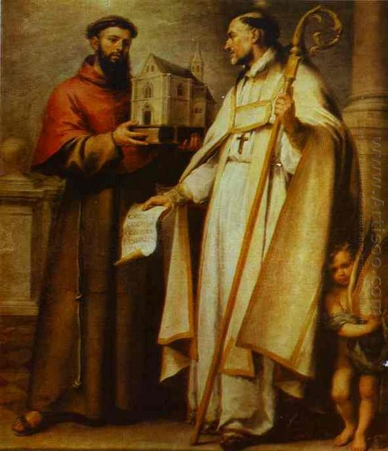 St Leander And St Bonaventure