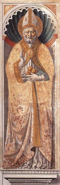 St Nicholas Of Bari 1465