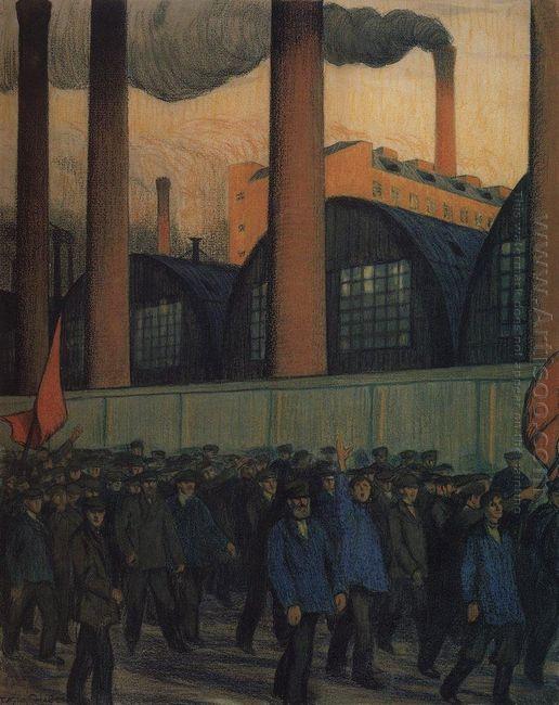 Strike 1906