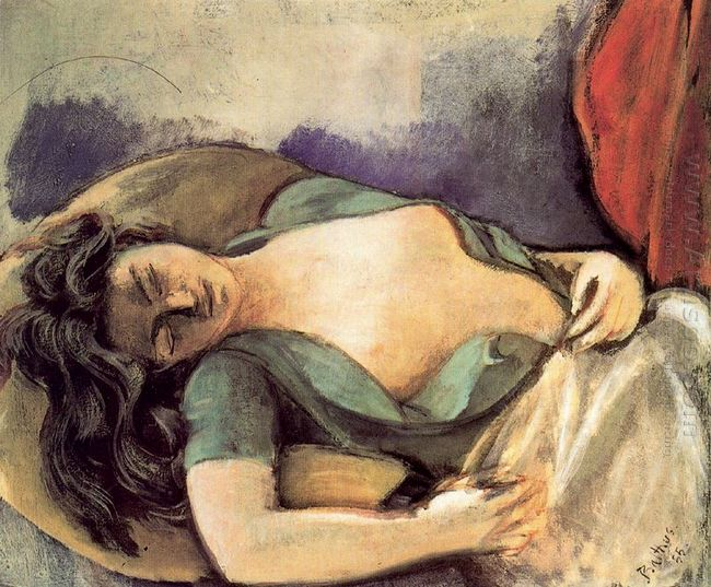 Study For The Dream I 1935