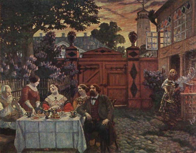 Teatime 1913