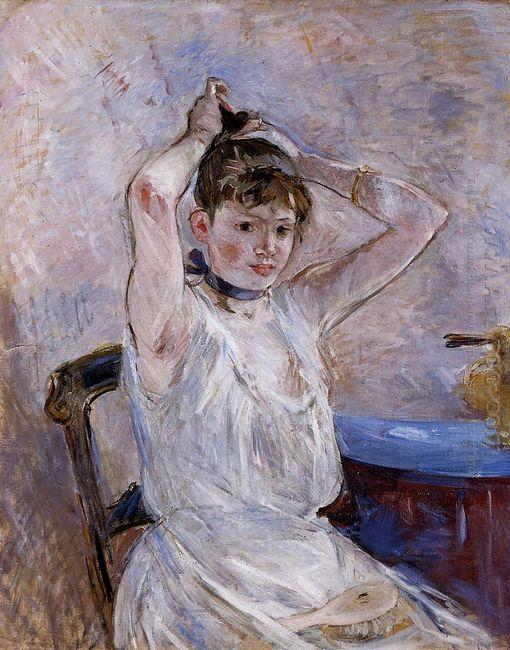 The Bath 1886