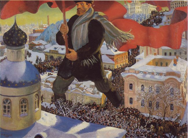 The Bolshevik 1920