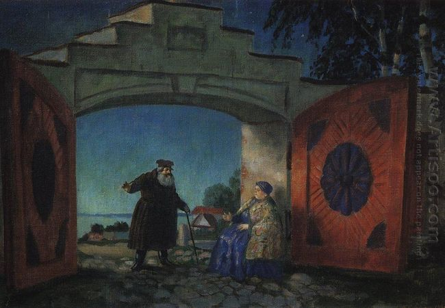 The Gate Of House Kabanovs