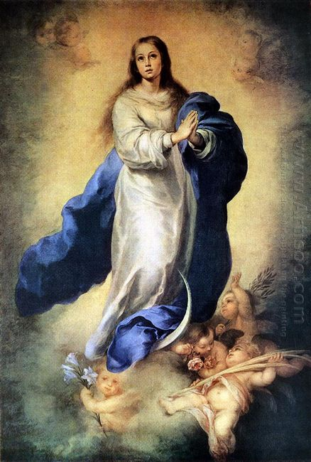 The Immaculate Conception 1665