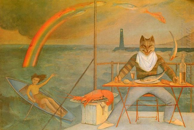 The Mediterranean Cat 1949