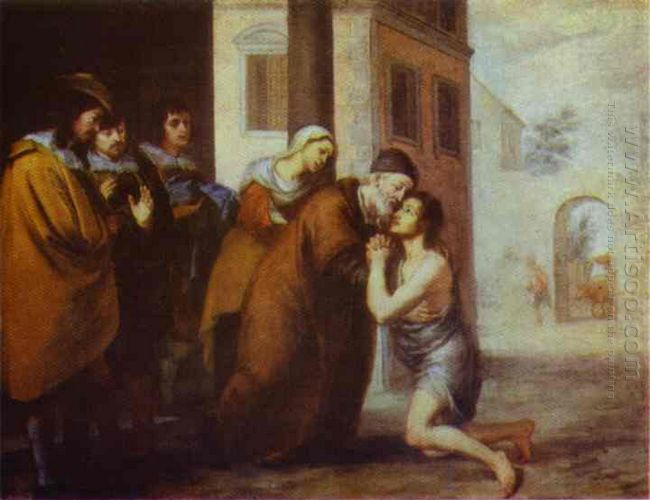 The Return Of The Prodigal Son 1660