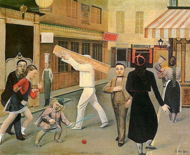 The Street 1933