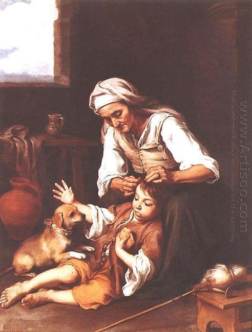 The Toilette 1675