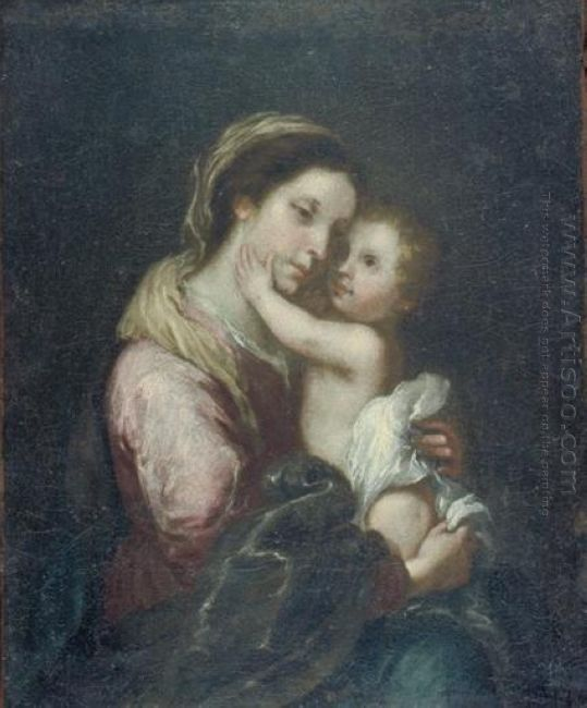 The Virgin And Infant Jesus