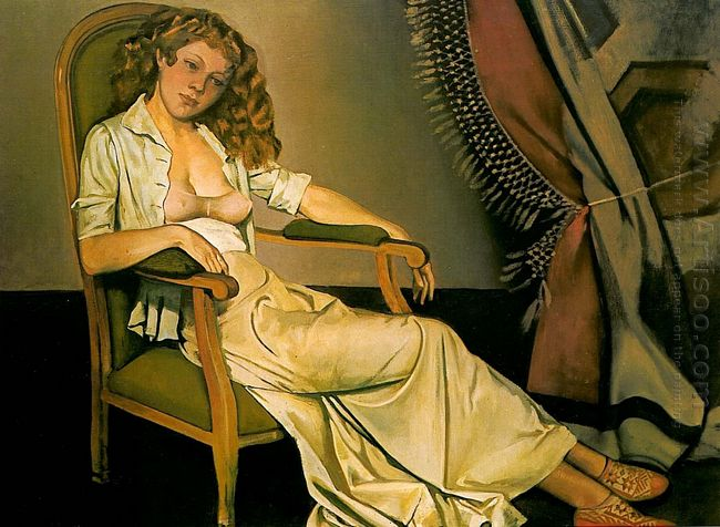 The White Skirt 1937
