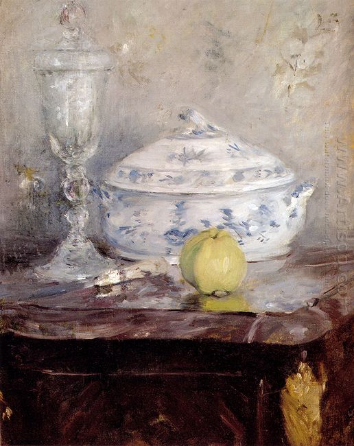 Tureen And Apple